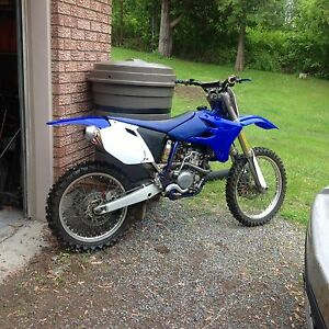 Yz 250F with ownership
