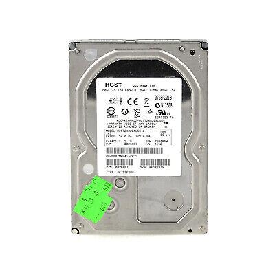 HGST Hitachi 7K4000 2TB 7200RPM SAS 6Gbps 64MB Cache 512n 3.5-inch 0B26887
