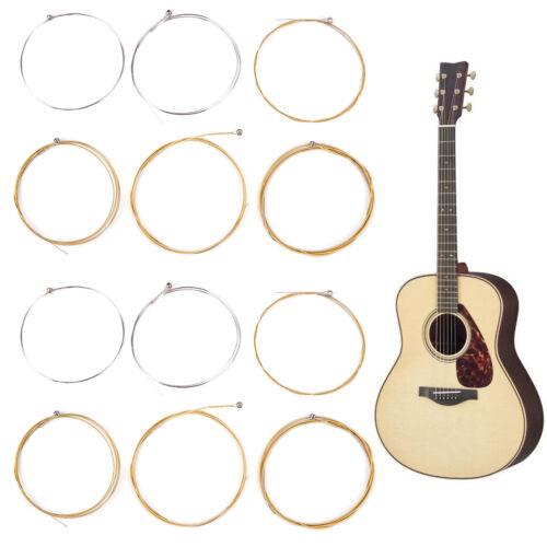 Stahl Saiten Gitarrensaiten für  Westerngitarre