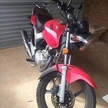 2011 HONDA CB125E  MOTORBIKE GREAT CONDITION Whyalla Whyalla Area Preview