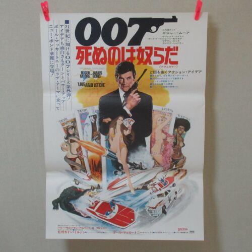 007 LIVE AND LET DIE 1973