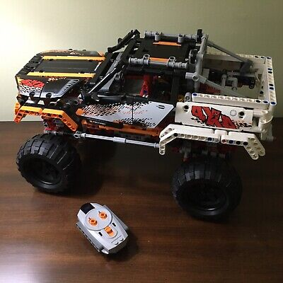 LEGO Technic 4X4 Crawler (RARE Discontinued Set) Great Condition