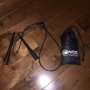 Speed Rope & Leather Grips