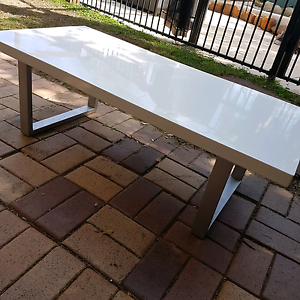 White Coffee table Collingwood Park Ipswich City Preview