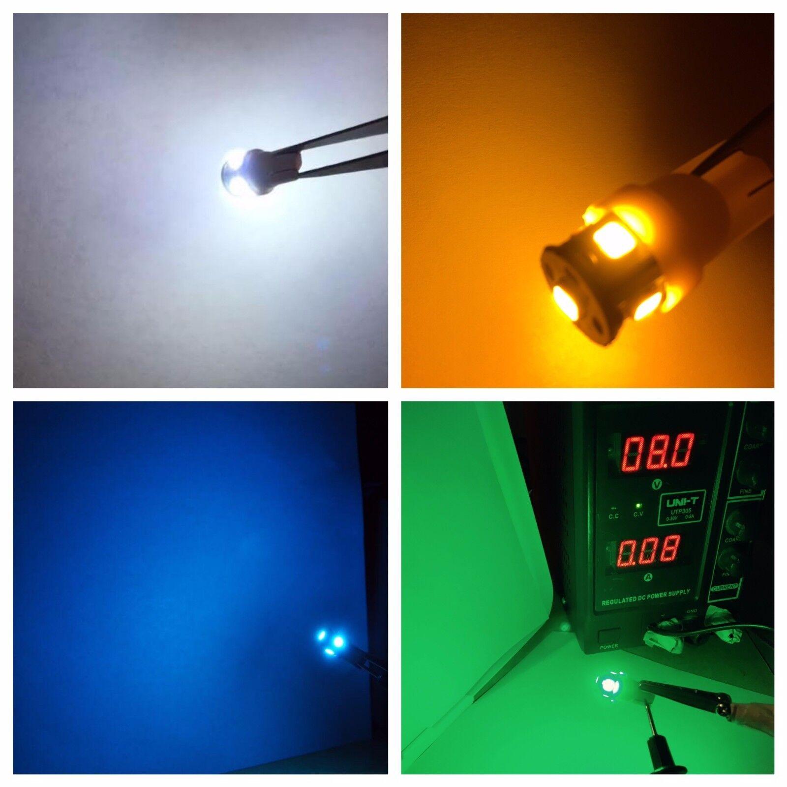 (25)WEDGE BASE 8V LED LAMP/G-3500,G-301,G-401,G-701,G-801,G-901/ RECEIVER-Sansui