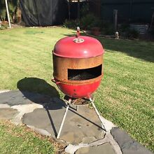 Pizza oven weber Collinswood Prospect Area Preview