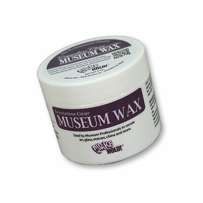 Quakehold! 66111 Museum Wax, 1 Unit, Clear