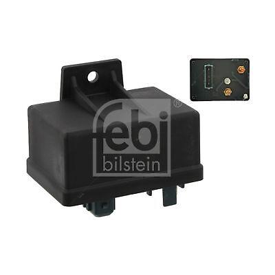 Glow Plug Relay Pre-Heating for PEUGEOT 106 1.5 98-on D TUD5 Diesel Febi