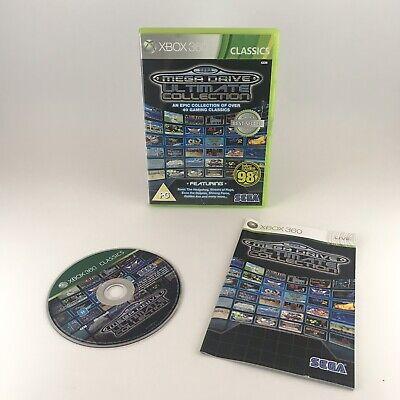 Sega Mega Drive: Ultimate Collection - Classics (Microsoft Xbox 360,