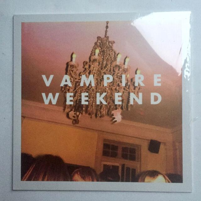 VAMPIRE WEEKEND - VAMPIRE WEEKEND * LP VINYL * MINT * FREE P&P UK * XLLP318 *