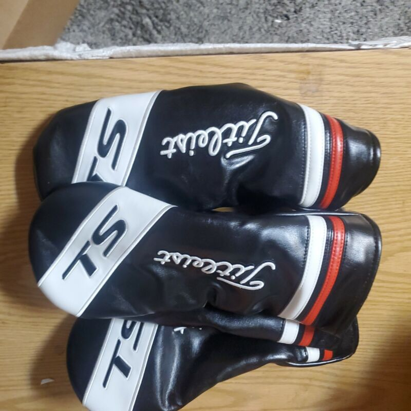 1 New - Titleist TS driver head cover