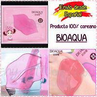 1 Mascarilla En Gel Para Labios: Marca Coreana Bioaqua: Con Colágeno Y Aloevera -  - ebay.es