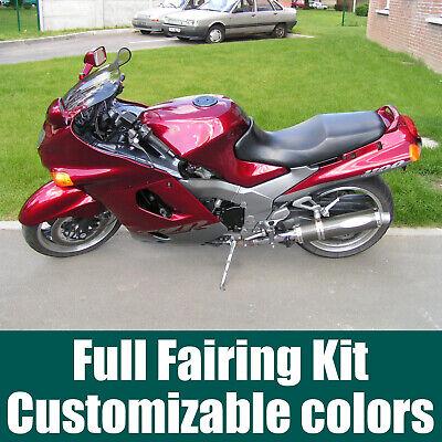 Fit For Kawasaki Ninja ZX11 ZZR1100D 1993-2001 Fairing Bodywork Kit Panel Set