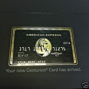 My experience applying for amex centurion card myfico forums american express black centurion card metal not plastic colourmoves Images