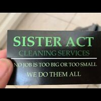 Sister Act Cleaning Services