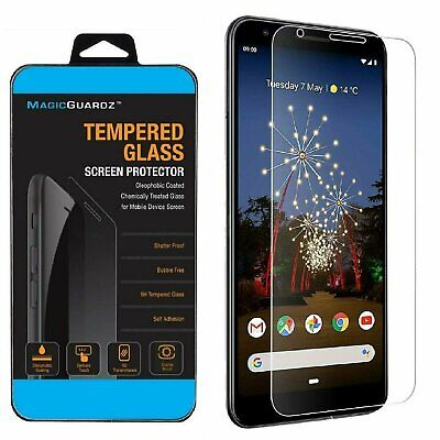 MagicGuardz®  For Google Pixel 3a / Pixel 3a XL Tempered Glass Screen Protector Cell Phone Accessories