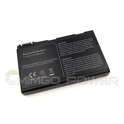 Battery for Acer Aspire 3100 3103 5102 5515 5650 BATBL50L4 BATBL50L6 BATCL50L6