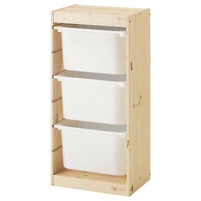 IKEA Almacenamiento Con Cajas Estante Armario Ambientes Dormitorio Infantil