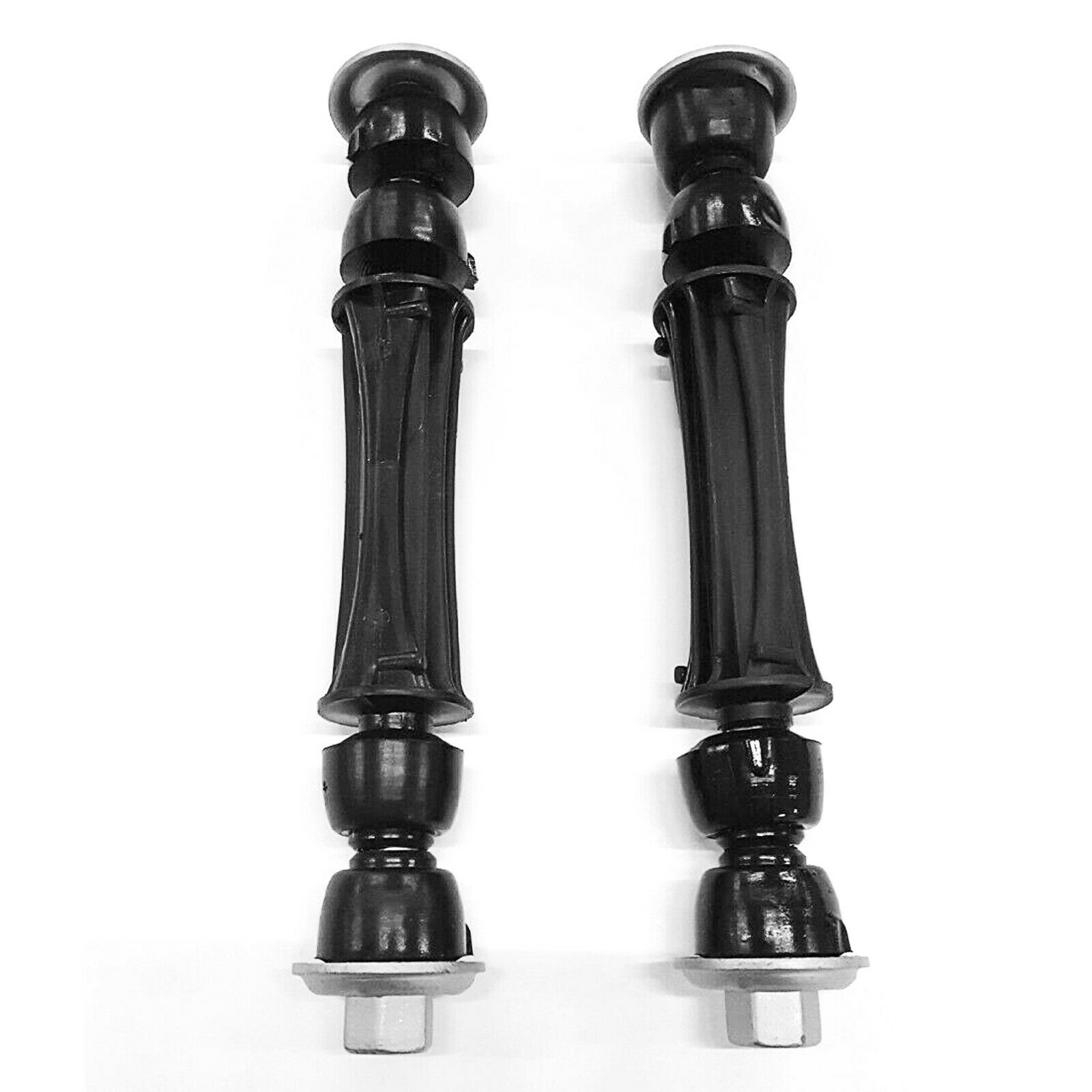 ::2 Sway Bar Stabilizer Links Front Left & Right Pair Set for Cadillac Chevy GMC