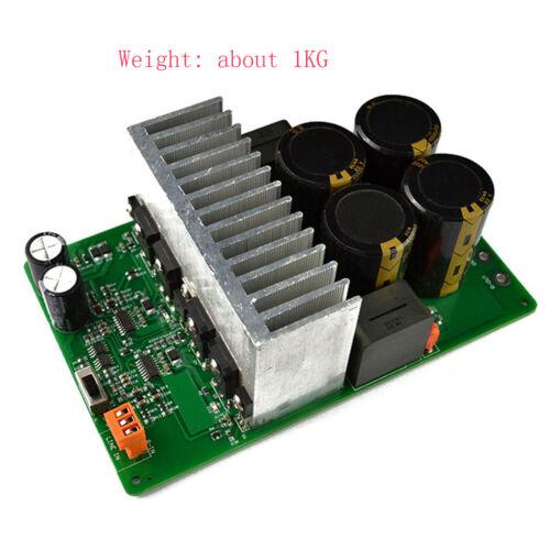IRS2092 2000W Class D Dual HIFI Stage High Power Digital Power Amplifier Board