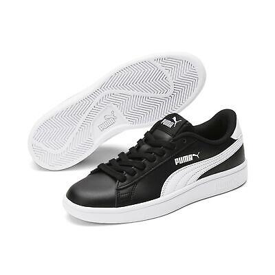 PUMA Junior Smash v2 Leather Sneakers