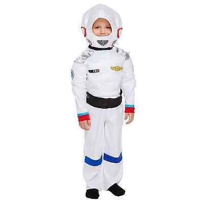 Space Suit Boy Fancy Dress Up Costume Party Astronaut Moon Planet Nasa Uniform - Moon Dress Up