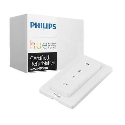 Philips Hue Smart Dimmer Switch with Remote - 458141