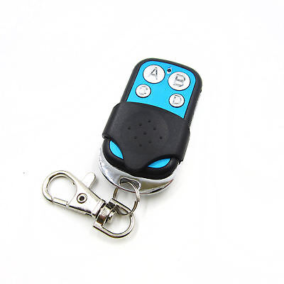 433mhz Wireless Rf Remote Control Controller 4 Channel Learning Code Transmitter