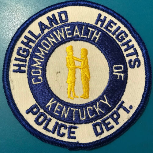 Highland Heights Police Kentucky Patch