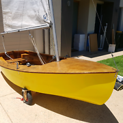 Heron sailing dingy Magill Campbelltown Area Preview