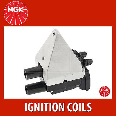 NGK Ignition Coil - U3006 (NGK48050) Block Ignition Coil (Paired) - Single