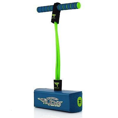 My First Flybar Foam Pogo Bungee Jumper For Kids, Fun and Safe Pogo Stick, Blue