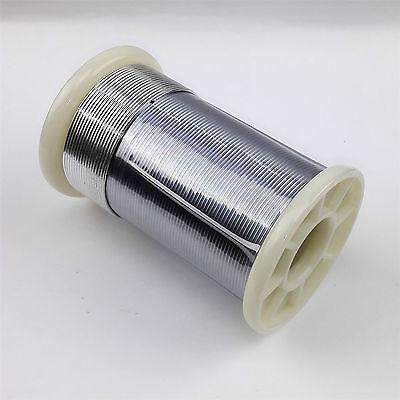 1mm Diameter Pure Indium Wire Spool 250grams 99.995