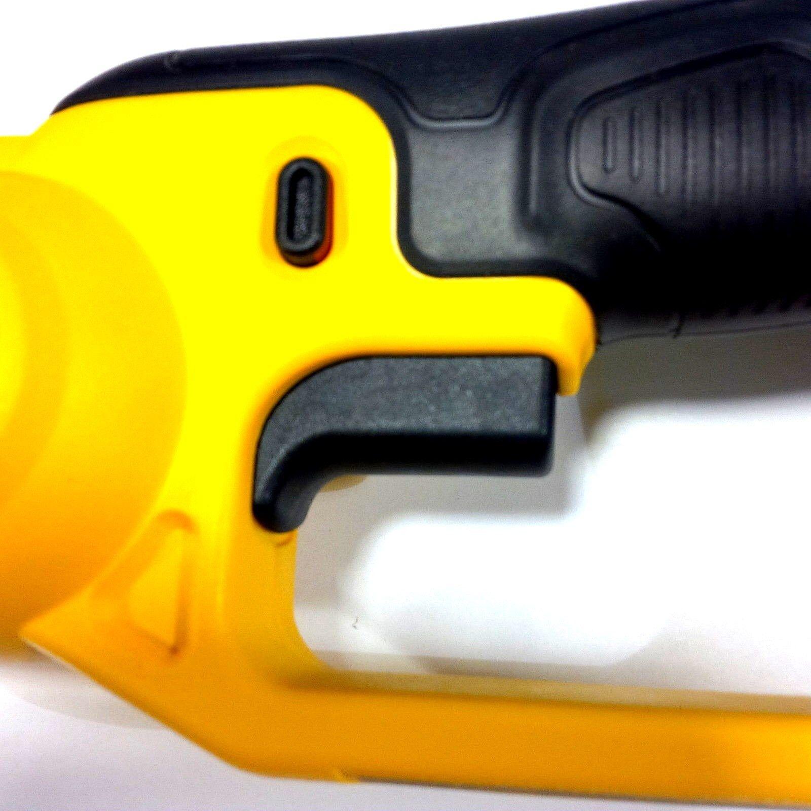 "New In RETAIL BOX Dewalt DCG412B 20V Cordless Battery Angle Grinder 4 1//2/"" Volt"