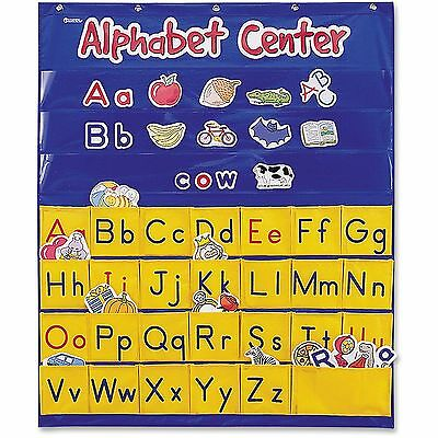 Learning Resources Alphabet Center Pocket Chart 28