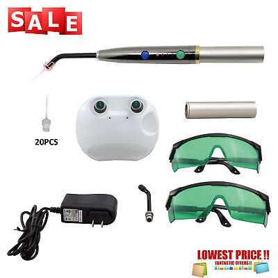 F3ww Dental Heal Laser Diode Rechargeable Hand-held Pain Relief Device Ce New