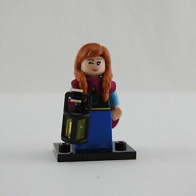 New Lego Minfigure FROZEN Anna Disney Series 2