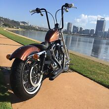 2014 Harley Davidson Seventy Two Sportster South Perth South Perth Area Preview