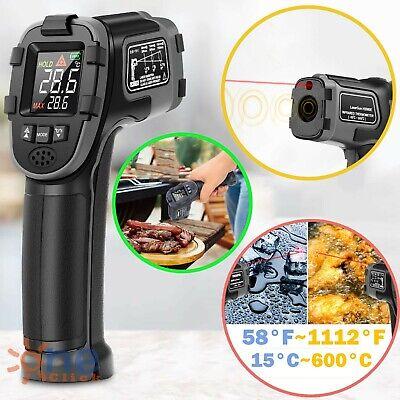 Digital Ir Infrared Laser Gun Temperature Thermometer Thermal Heat Gauge Sensor