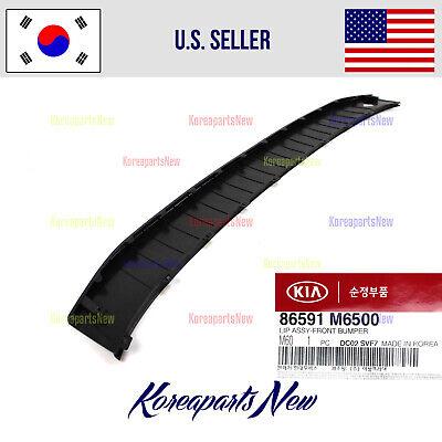 For 2012-2013 Kia Soul Bumper Air Deflector Front 43232MM