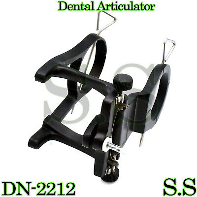 Dental Oral Articulator Lab Equipment Full Mouth Tool Adjustable Dn-2212