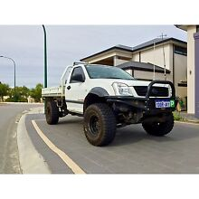MY05 Holden Rodeo 4x4 Madeley Wanneroo Area Preview