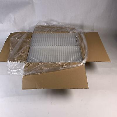 50 Pack Standard WHITE  Clear DVD Cases 14MM