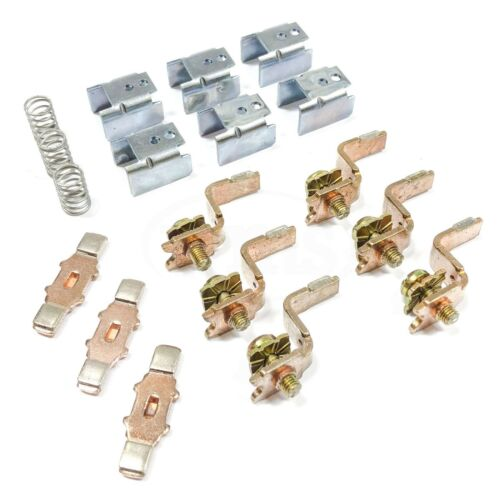 Eaton / Cutler-Hammer 65mm Contactor Contact Kit, Size 1, 3-Pole