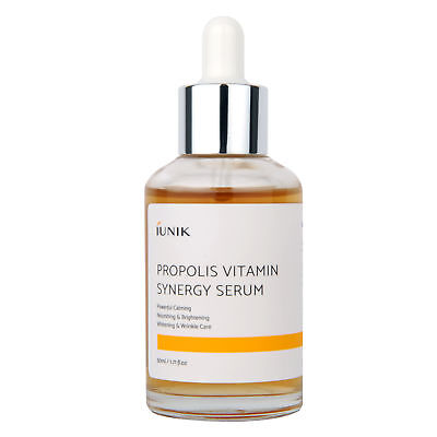 [iUNIK] Propolis Vitamin Synergy Serum 50ml