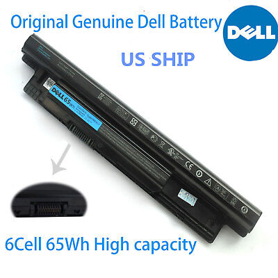 6-Cell Genuine Battery for Dell Inspiron 3421 5421 15-3521 5521 3721 MR90Y XCMRD