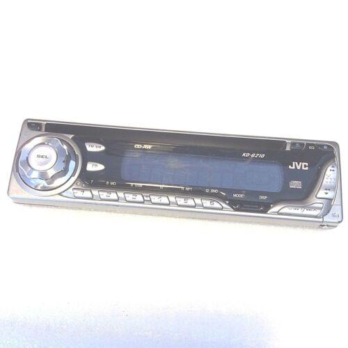 Original JVC KD-G210 Car Audio Faceplate Only