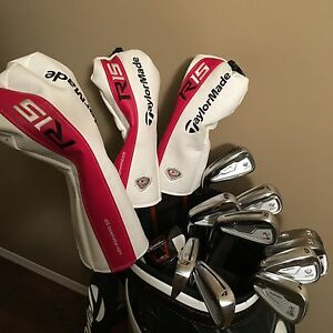 2015 Taylor Made Golf Clubs