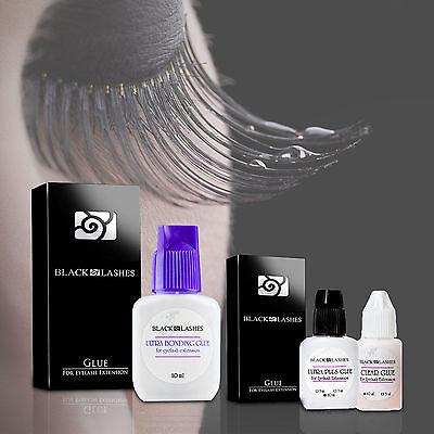 Black-Lashes Kleber Wimpernverlängerung Eyelashes Glue Wimpernkleber für