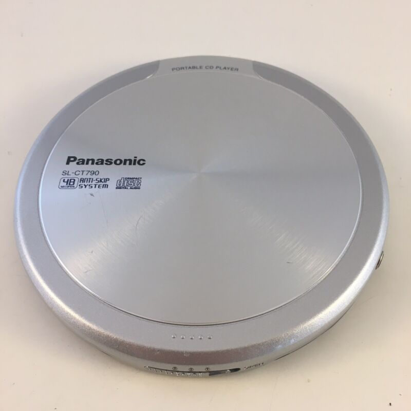 Panasonic SL-CT790 Compact Disc Personal CD Player